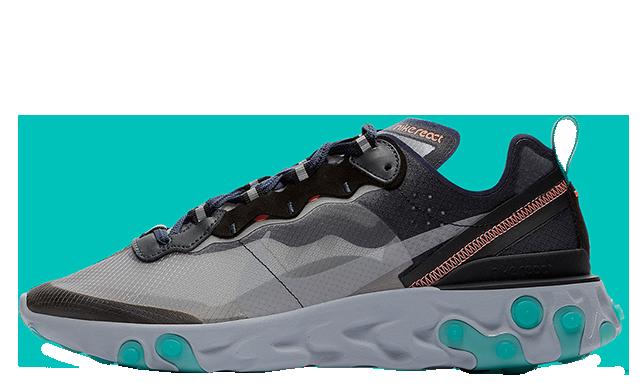 Nike React Element 87 Miami Pink | AQ1090-005