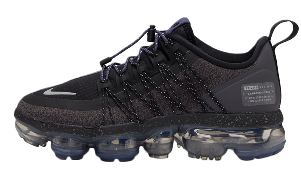 reputable site d6a72 791c7 Nike Air VaporMax Run Utility Black Purple