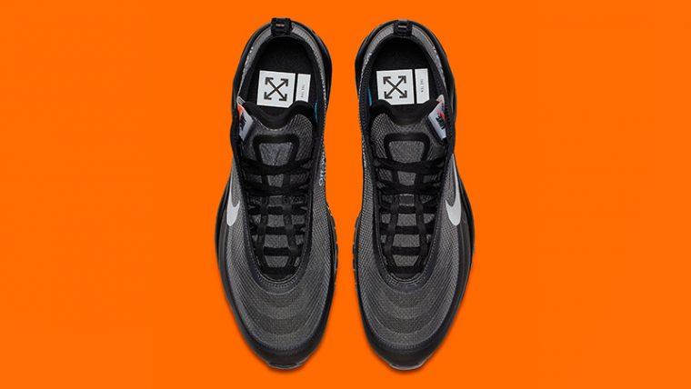 Off-White x Nike Air Max 97 Black  53242954d