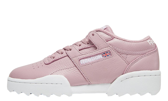 aa60f572e52 The Reebok Workout Ripple Pink Womens is available now