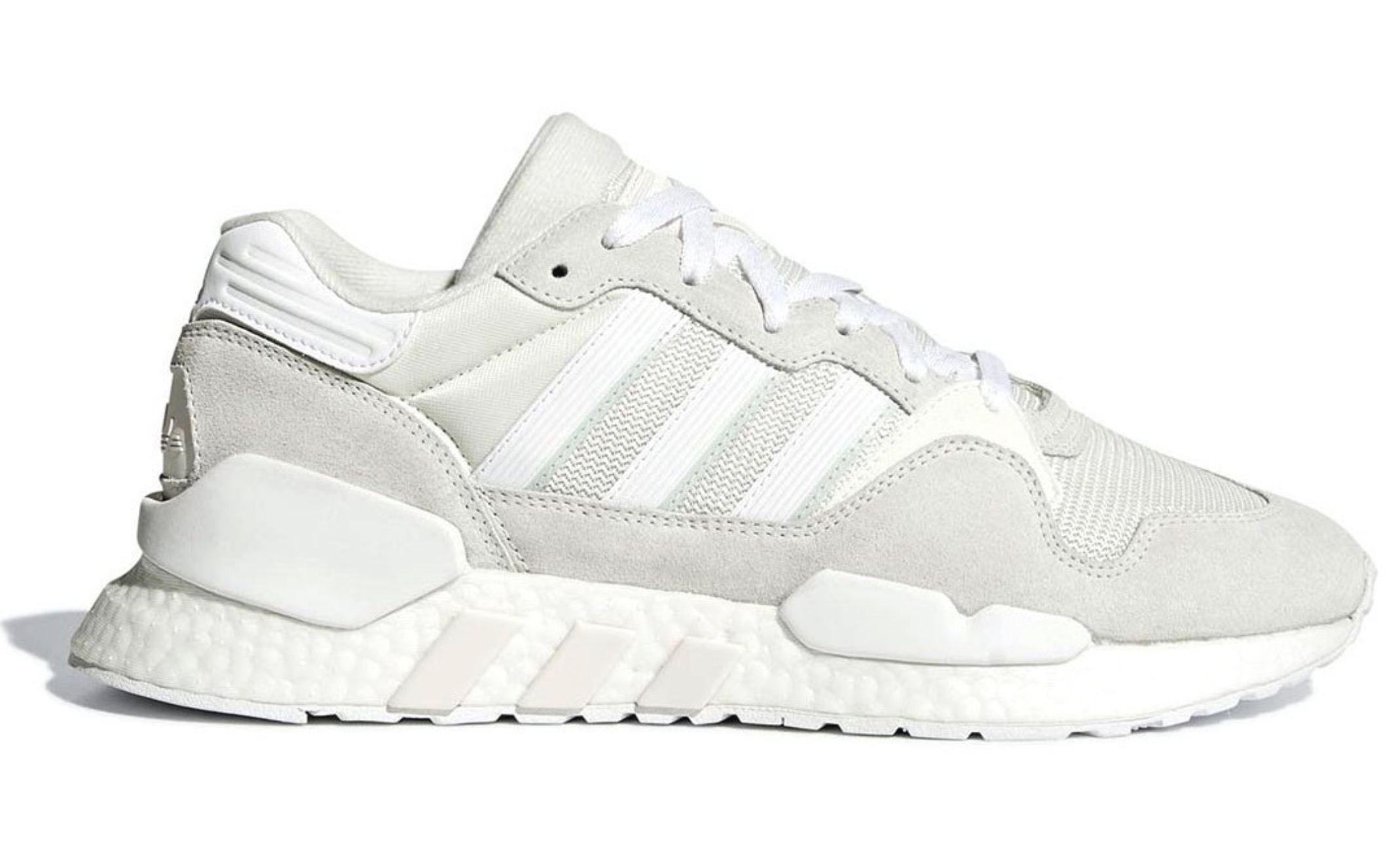 promo code 3598b 1af95 The adidas ZX 930 EQT BOOST Is Fresh In White And Grey ...