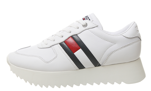 Tommy Hilfiger High White