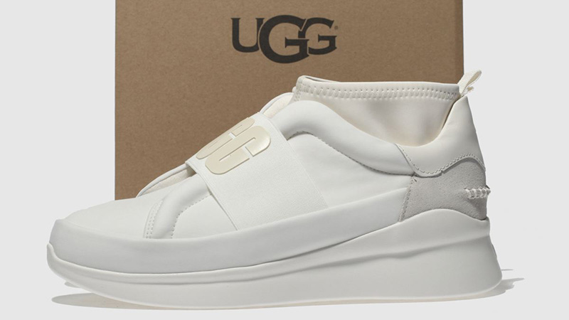 Ugg Neutra White | The Sole Womens