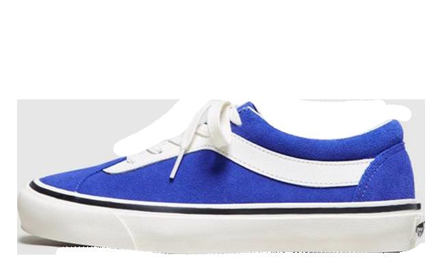 Vans Bold Ni Blue Womens