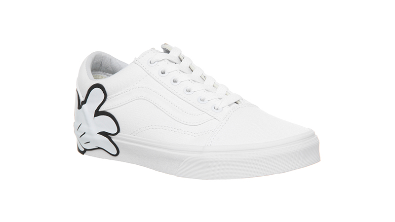 Vans Old Skool Disney Mickey White 03