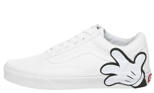 vans old skool disney damen