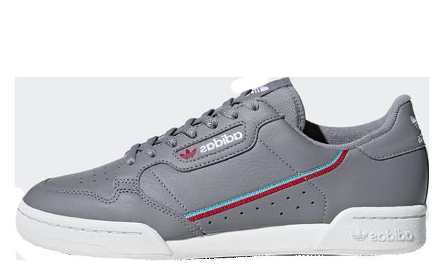 adidas Continental 80 Grey B41671