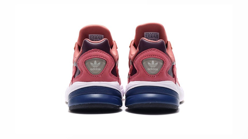 adidas Falcon Pink White Womens D96700 01