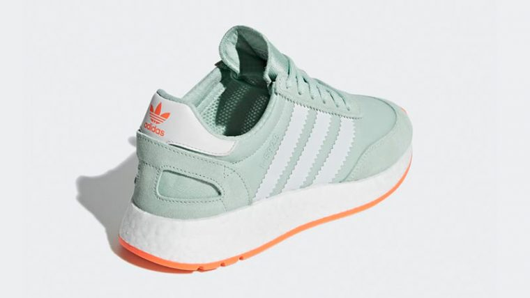 adidas I-5923 Green Orange B37974 01 thumbnail image