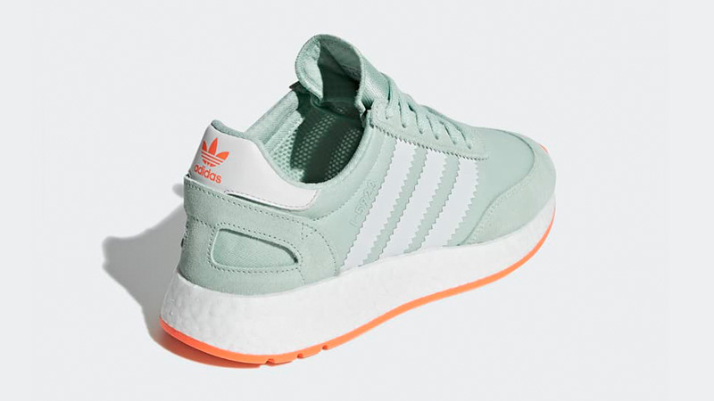 adidas I-5923 Green Orange B37974 01