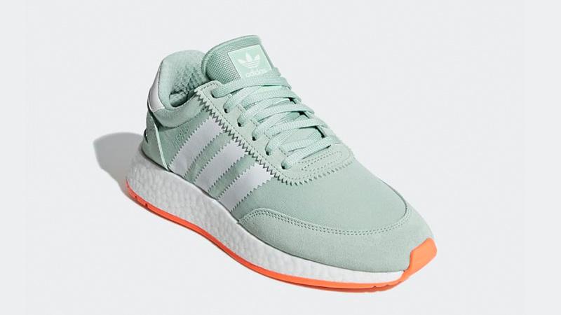 adidas I-5923 Green Orange B37974 03