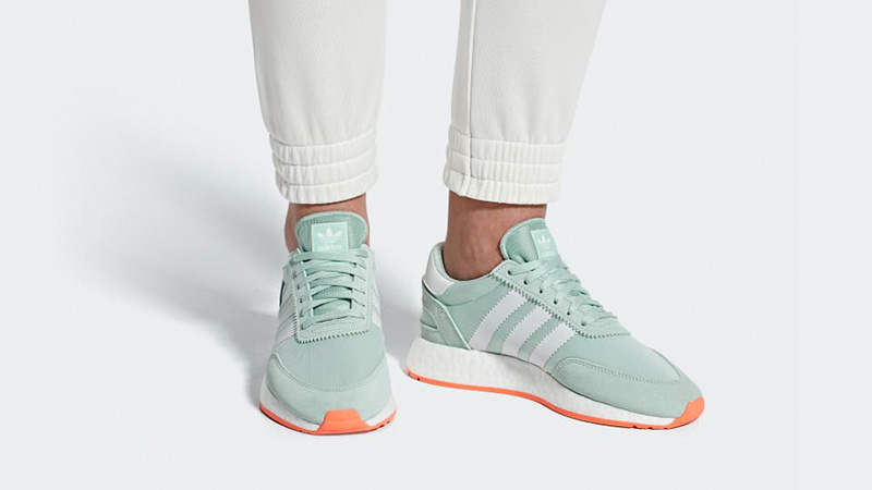 adidas I-5923 Green Orange B37974 04