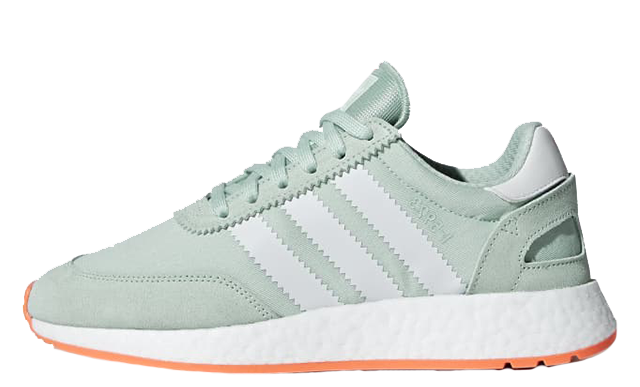 adidas I-5923 Green Orange B37974 thumbnail image