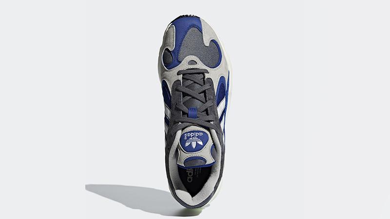 adidas Yung 1 Grey Navy | AQ0902