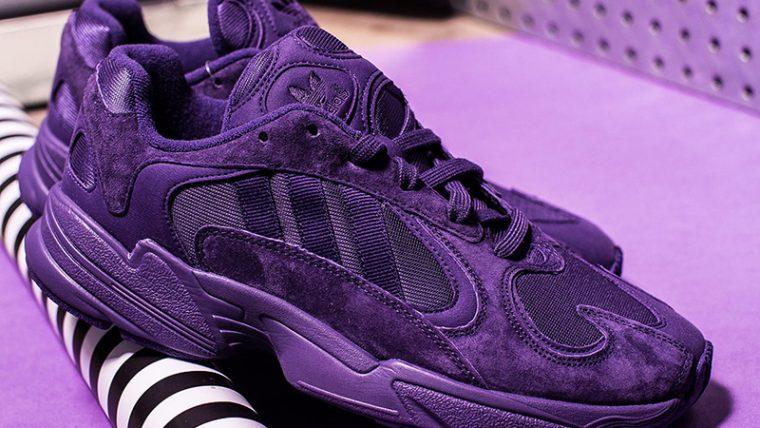 adidas Yung 1 Purple | F37071