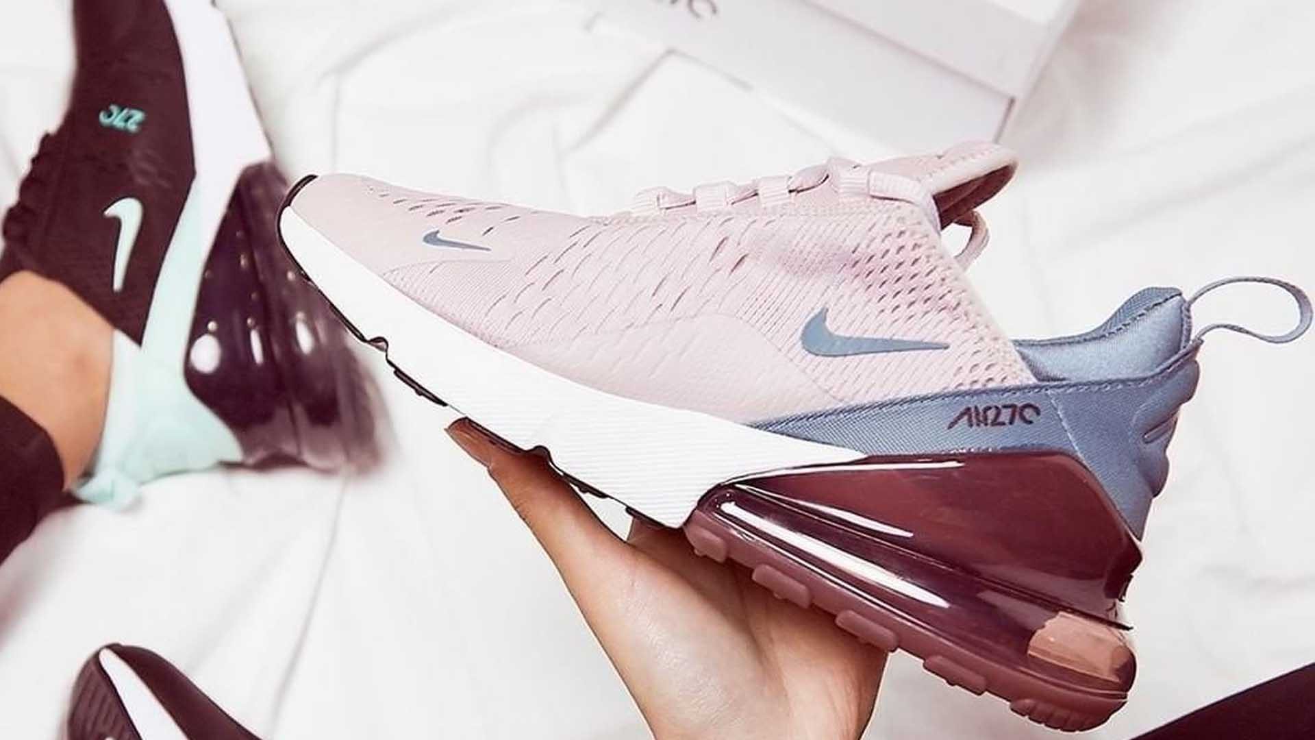 save off ae369 59648 Nike Air Max 270 Pink Teal | Where To Buy
