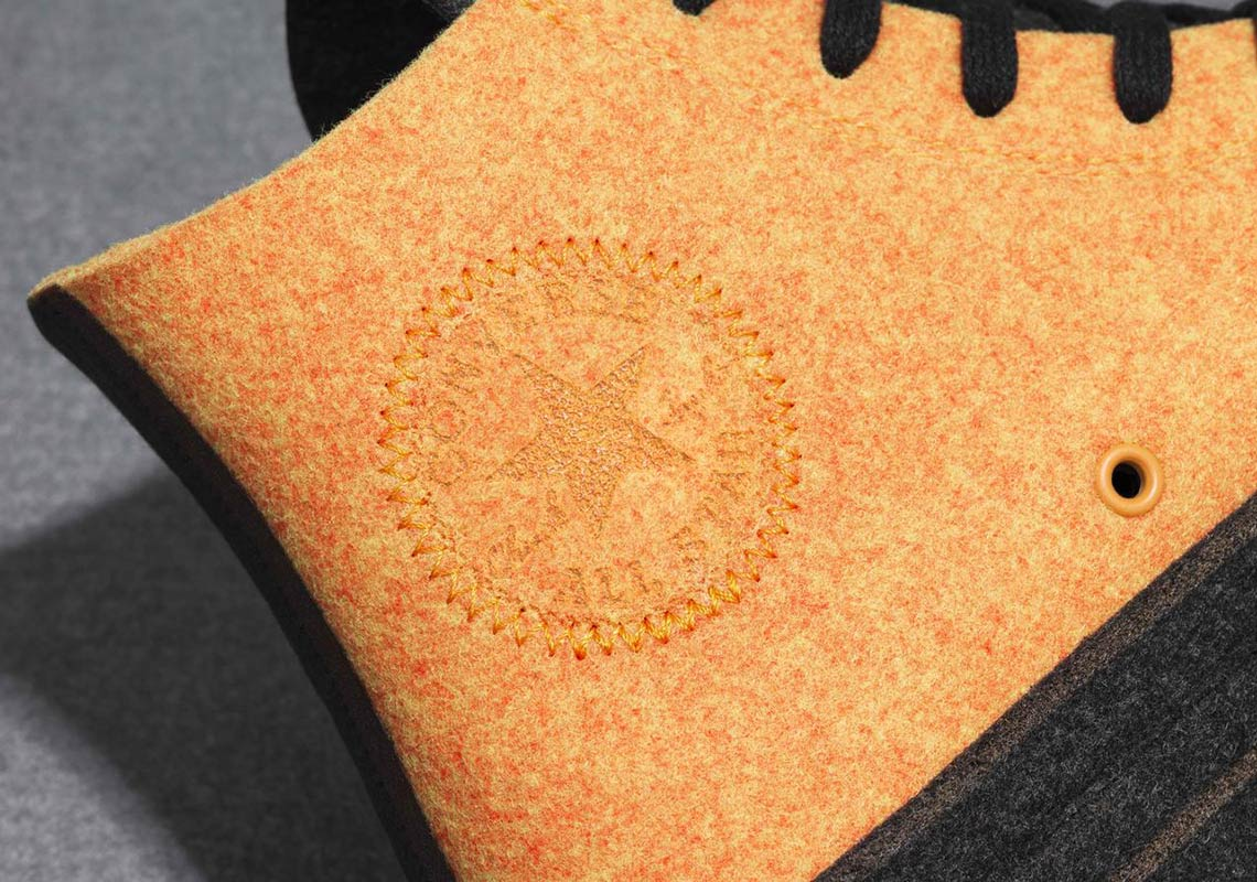 Felt Takes Over The Converse x JW Anderson Chuck 70