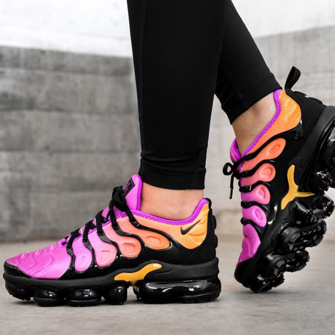 uk availability 6ee10 d6542 The Ultimate Nike Air VaporMax Plus Shopping Guide | Style ...