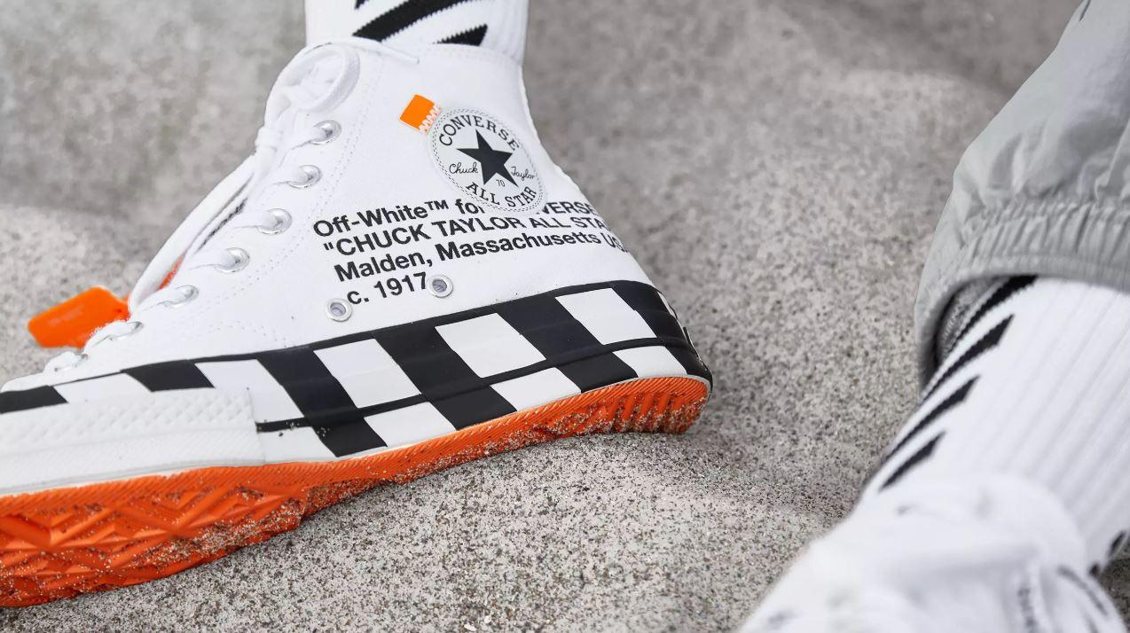 61d97f7b544c20 Raffle Guide  Off-White x Converse Chuck 70 Stripe White