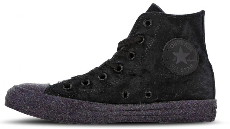 sale retailer e5c47 0e8ce Converse X Miley Cyrus Chuck Taylor All Star Hi Velvet - Women Shoes