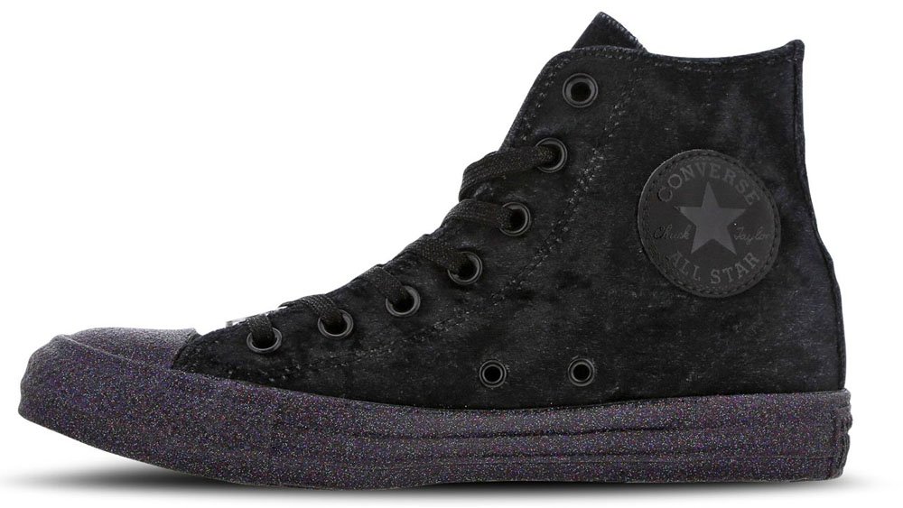 cbde586b178a Converse X Miley Cyrus Chuck Taylor All Star Hi Velvet - Women Shoes