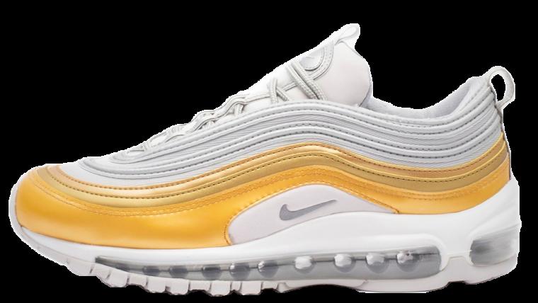 Nike Air Max 97 Grey Gold