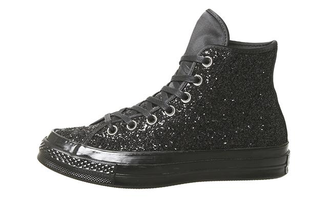 Converse All Star Hi 70 Black Glitter