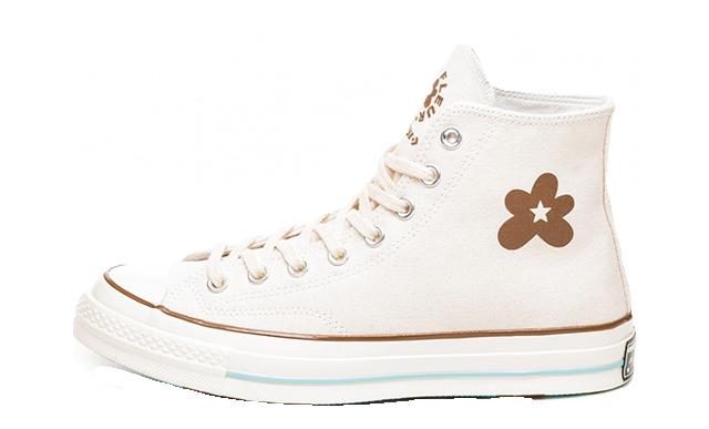 Converse x Golf Le Fleur Chuck Taylor 70 Hi White | 163170C