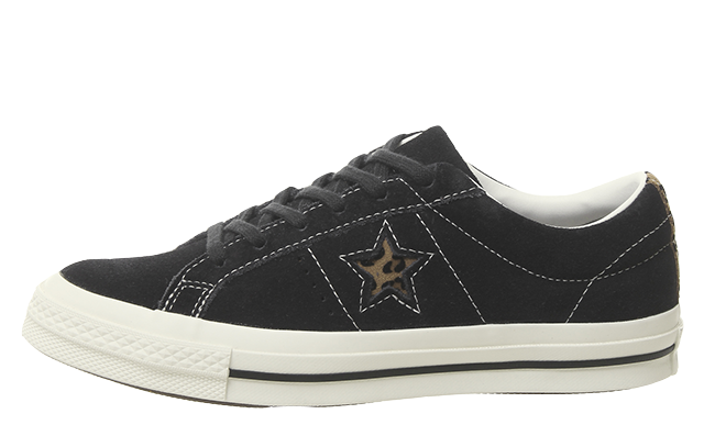 Converse One Star Black Egret | The