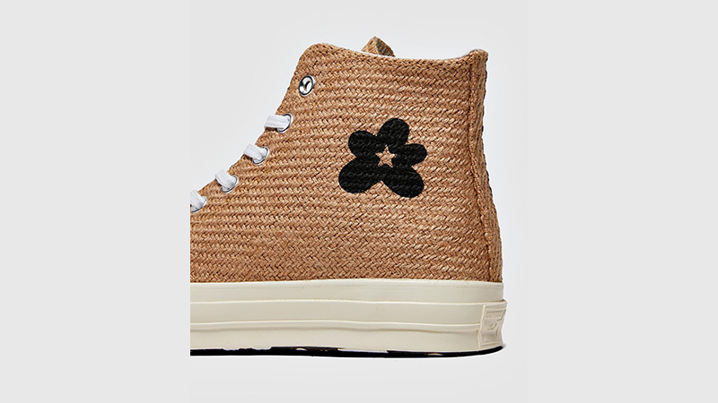 Converse X Golf Le Fleur Chuck Taylor All Star Hi Curry | 163169C