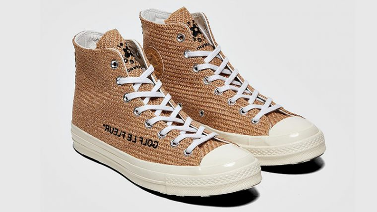 Converse X Golf Le Fleur Chuck Taylor All Star Hi Curry | 163169C thumbnail image