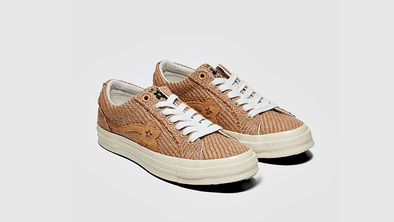 Converse X Golf Le Fleur One Star Ox Curry | 163169C