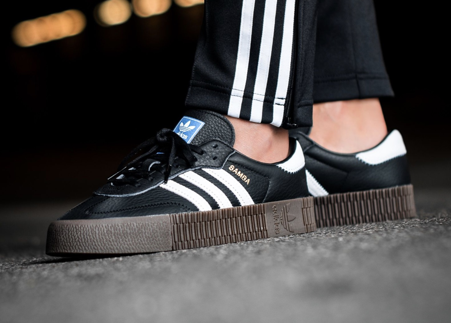 60bce7e99 Get 30% Off THESE adidas Sambarose Silhouettes With Cyber Monday ...