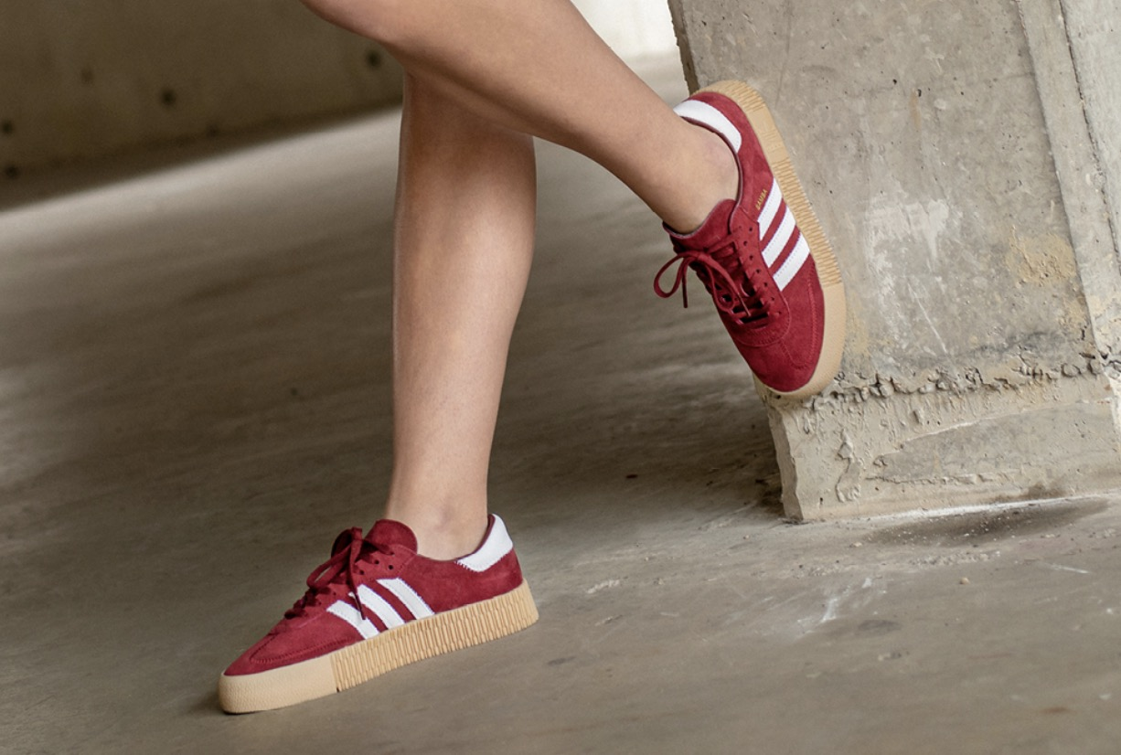 Get 50% Off THESE adidas Samba Rose Silhouettes Now!  a369e8fe3