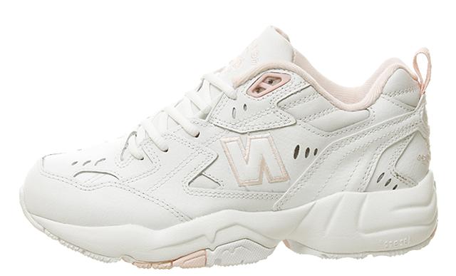 magasin en ligne c14fc 5ea2d New Balance 608 Cream Pink