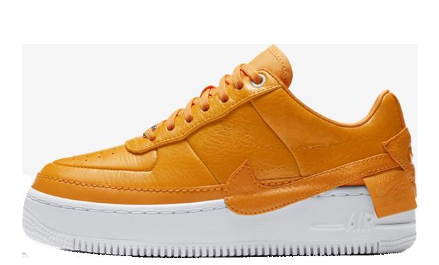 Nike Air Force 1 Jester XX Premium Orange AV3515-800