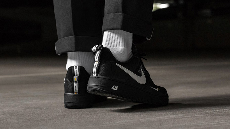Nike Air Force 1 Utility Black | AJ7747