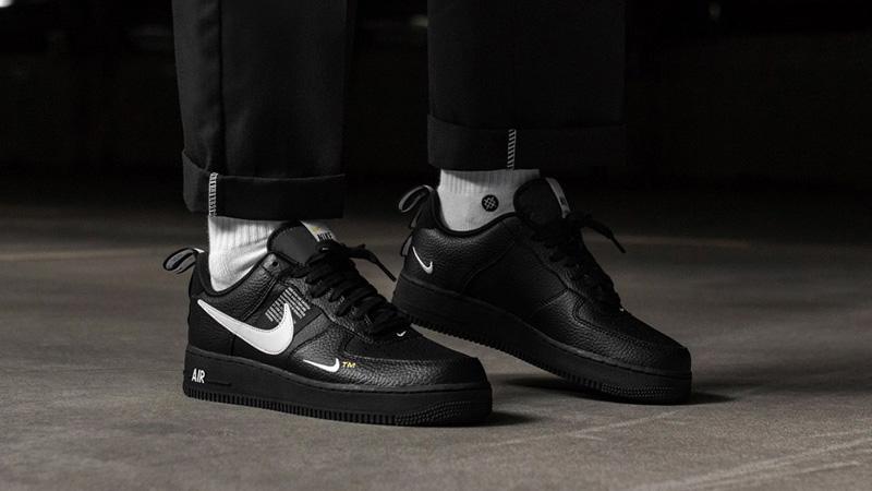 Nike Air Force 1 Utility Black | AJ7747-001