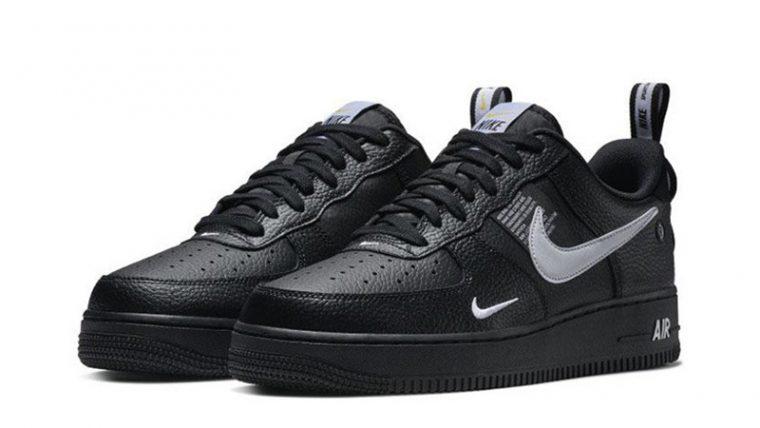 Nike Air Force 1 Utility Black | AJ7747-001 thumbnail image