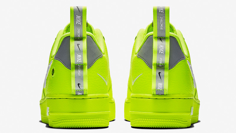 nike air force 1 ultility volt