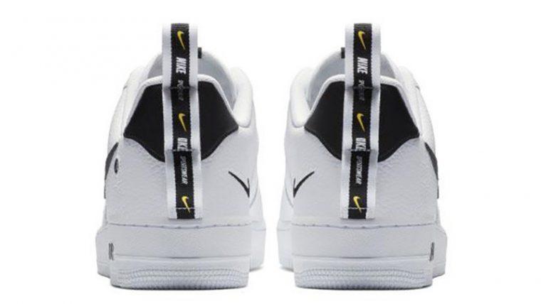 Nike Air Force 1 Utility White AJ7747-100 01