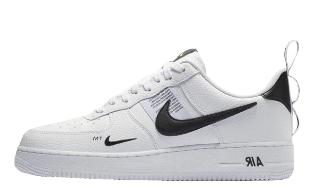 Nike Air Force 1 Utility GS White