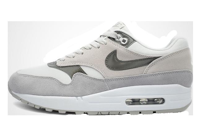 Nike Air Max 1 SE Grey White Womens AV7026-001