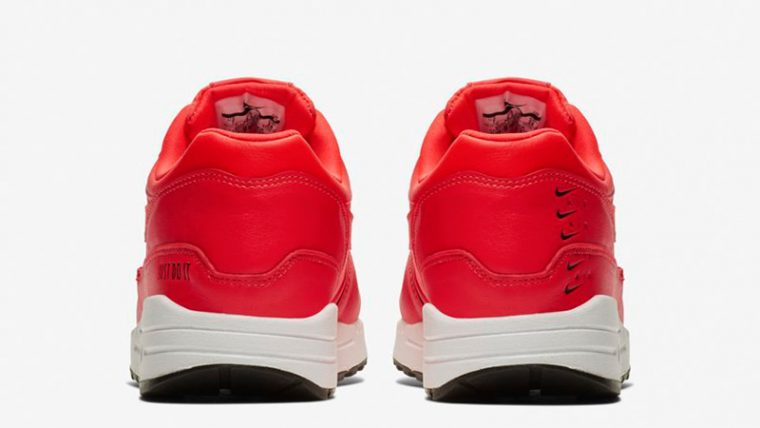 Nike Air Max 1 SE Overbranded Red 881101-602 01 thumbnail image