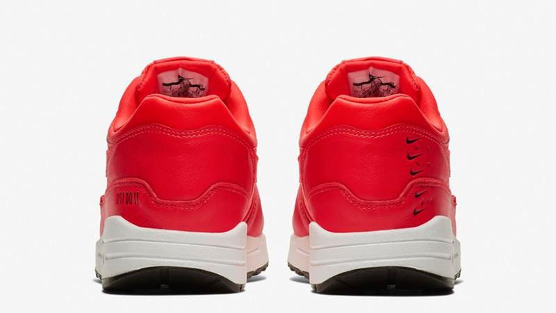 Nike Air Max 1 SE Overbranded Red | 881101 602