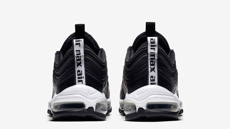 Air Max 97 Lx Leather Sneakers in Black
