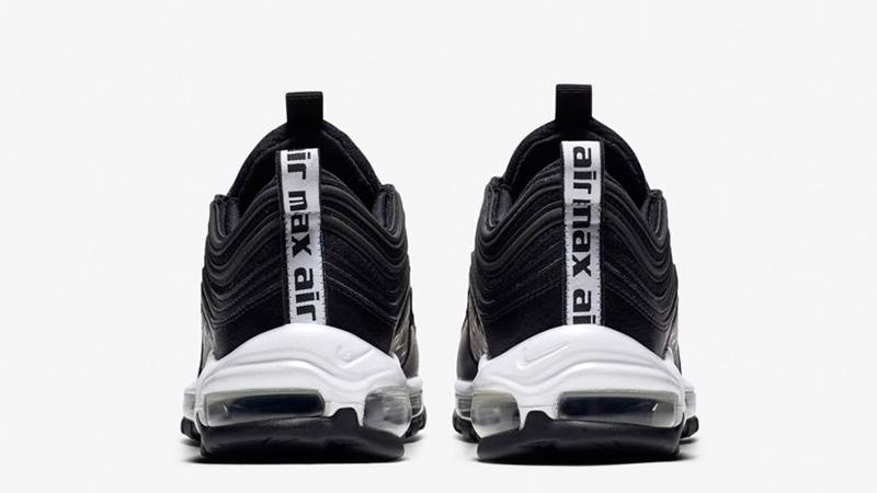 Nike Air Max 97 LX Overbranded Black | AR7621 001