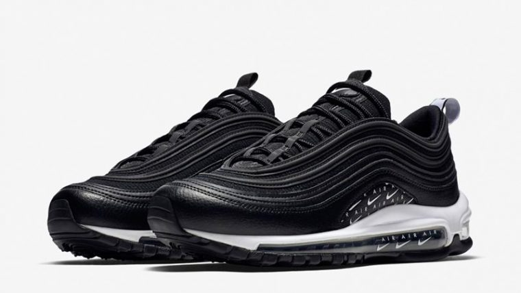 Nike Air Max 97 LX Overbranded Black | AR7621 001