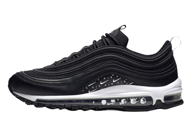 sports shoes 063c6 e30ea Nike Air Max 97 LX Overbranded Black | AR7621-001