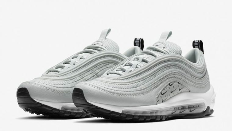 Nike Air Max 97 LX Overbranded Silver | AR7621-002 | The Sole Womens